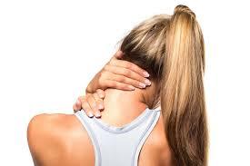 Neck pain relief at chiropractors Longview